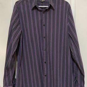 Men's Long Sleeve Express Modern Fit Dress Shirt Size 16-16 1/2 for Sale in Round Rock, TX