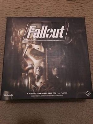 Fallout 4 Board Game for Sale in Oak Grove, KY
