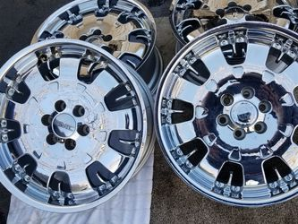 "22"" GM Stock Factory Rims Cadillac Gmc Chevy Yukon Tahoe for Sale in Bolingbrook,  IL"