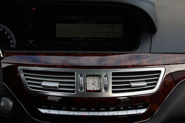 2013 MERCEDES BENZ S550
