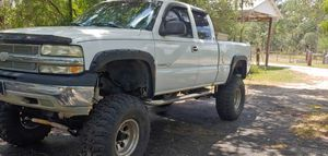 2000 Chevy Silverado 4x4 Straight axle for Sale in Haines City, FL