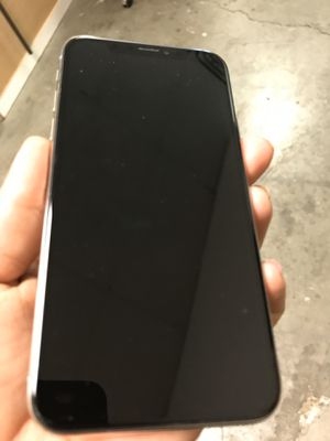 iPhone X 64GB AT&T cricket financing is available for Sale in Las Vegas, NV
