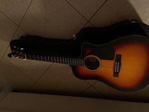 Fender acoustic electric guitar for Sale in Plantation, FL
