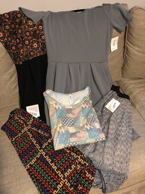 Assortment of Brand New Lularoe Clothing for Sale in Frederick, MD