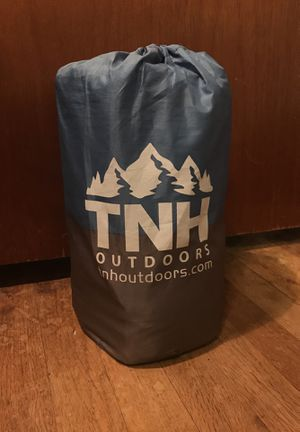 TNH Inflatable ground pad (for camping) for Sale in Woodstock, NY