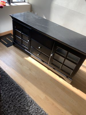Tv stand, entertainment stand. for Sale in San Jose, CA