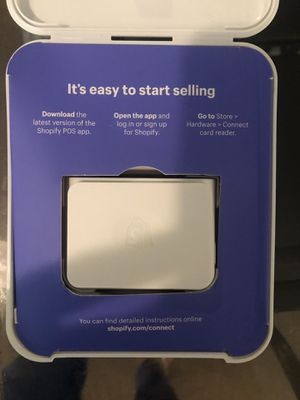 Shopify card reader for Sale in Mechanicsburg, PA