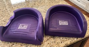 2 baby smart cooshie booster seats for Sale in Germantown, MD