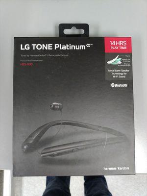LG headphones Bluetooth for Sale in Huntington Park, CA