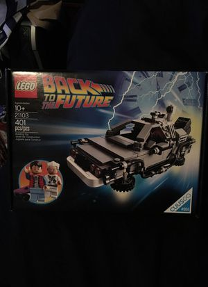 Lego Back to the Future Set for Sale in Rockville, MD