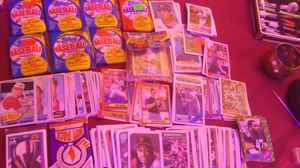 Baseball and football cards for Sale in Albuquerque, NM