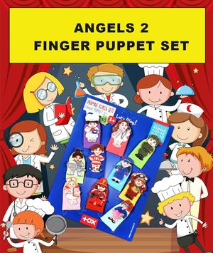 Finger Puppets 10 Pieces-Professions for Sale in Norfolk, VA