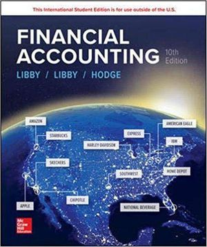 Financial Accounting 10th Edition ebook PDF Instant Free Shipping for Sale in Los Angeles, CA