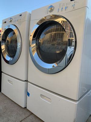 Frigdiare set washer and dryer @@delivery available for Sale in Phoenix, AZ
