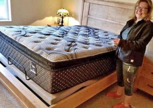 Luxury Pillowtop Mattress! for Sale in Fort Smith, AR