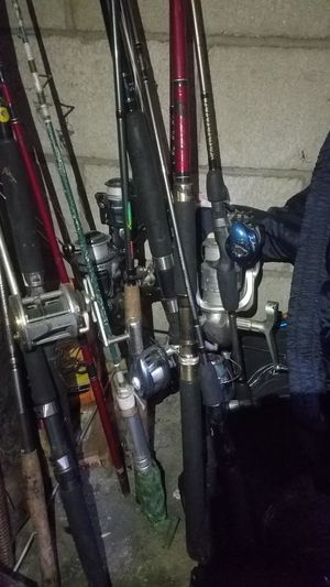 Fishing rods for Sale in Vernon, CA