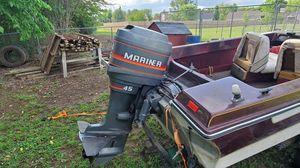 Mercury Mariner 45 hp for Sale in Rockvale, TN
