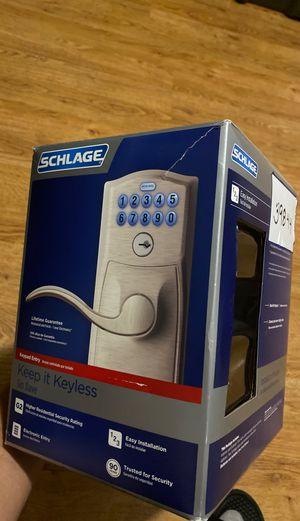 Keypad entry door lever for Sale in Chandler, AZ