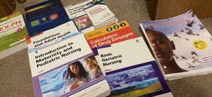 Nursing/Science textbooks, new condition for Sale in Parma Heights, OH