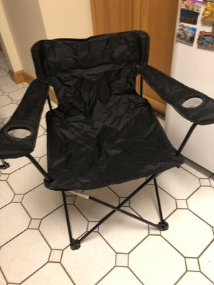 Folding pop up chair for Sale in Brecksville, OH