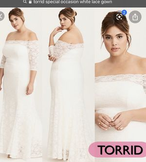 Lace Wedding Dress for Sale in Anaheim, CA