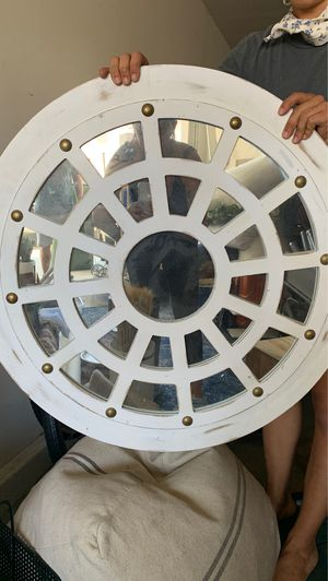 Circle Wall Mirror Decor for Sale in Los Angeles, CA