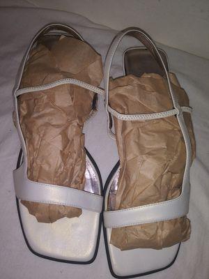 Women's sandals size 10 women's heel shoes for Sale in Southfield, MI