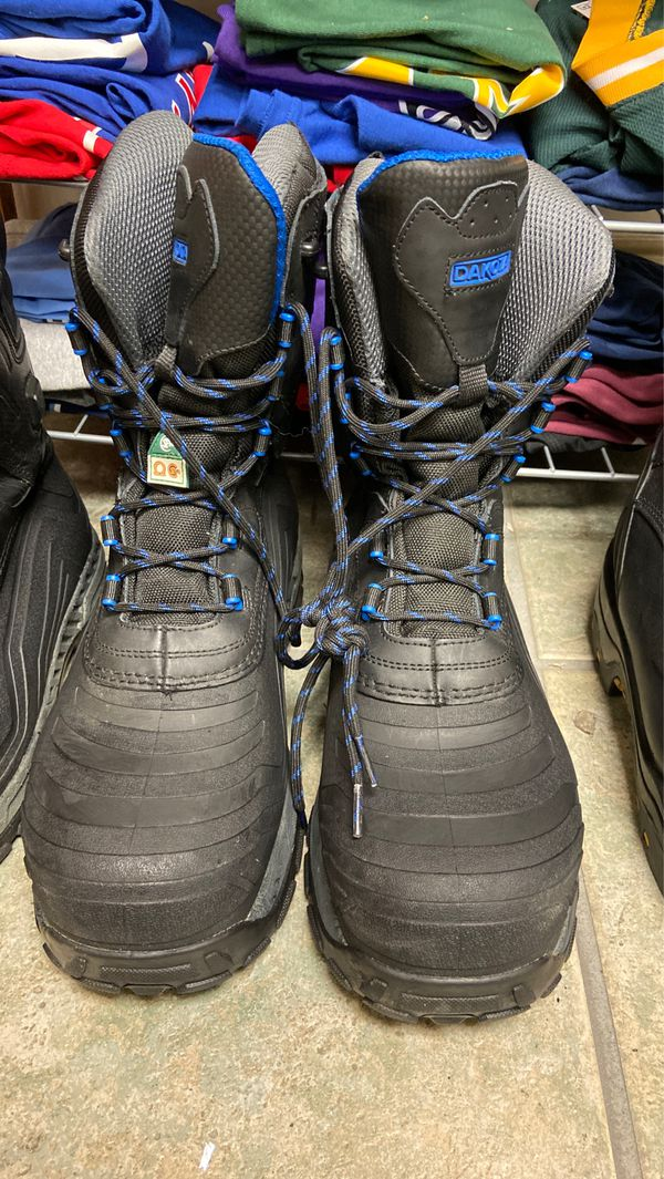 Dakota men's work boot thermoelectric boot sizes available 11 and 12