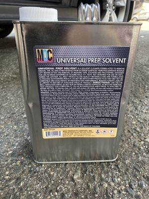 Universal prep solvent 1 gallon for Sale in El Monte, CA