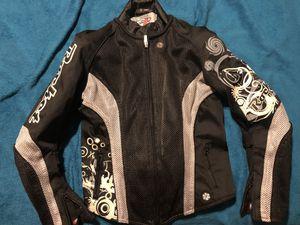 Joe Rocket Women's mesh motorcycle summer jacket size S for Sale in Quinlan, TX