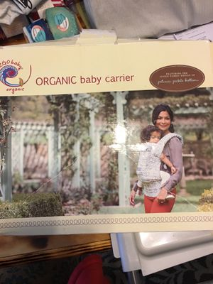 Ergo baby organic carrier for Sale in Santa Monica, CA