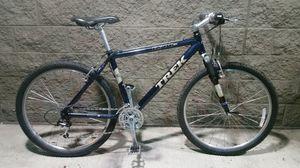 24 speed mountain bike aluminum frame size medium RockShox suspension forks Shimano trek 6500 for Sale in Gig Harbor, WA