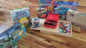 Table games,puzzles,matching games! for Sale in Arlington Heights, IL