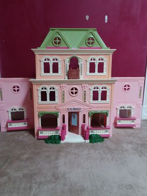 Little Fisher Price Doll House for Sale in White Hall, MD