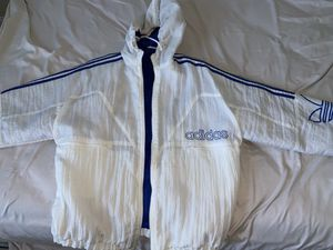 Vintage Adidas Windbreaker size M for Sale in Pflugerville, TX