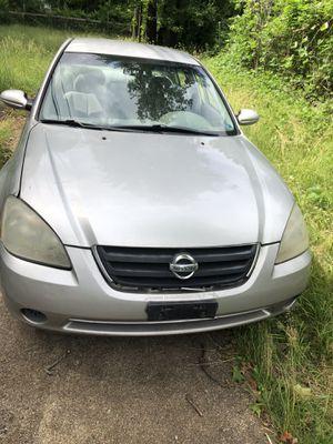 2003 Nissan Altima for Sale in Stafford, VA