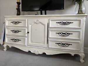 Beautiful shabby chic dresser/buffet for Sale in Battle Ground, WA