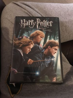 Harry Potter deathly hallows part 1 for Sale in Wichita, KS