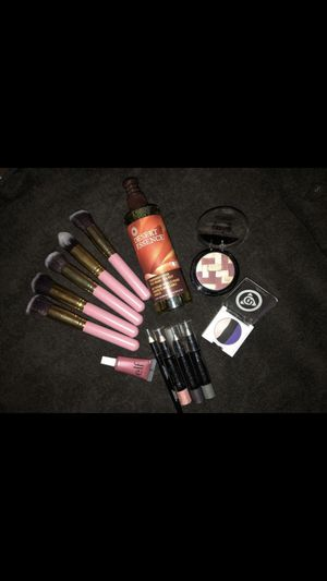 makeup brushes for Sale in E RNCHO DMNGZ, CA