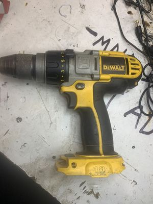 DEWALT DCD940KX 18-Volt 1/2-Inch Cordless XRP Drill/Driver for Sale in Norco, CA