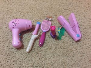 Pretend toys- Hair and beauty set for Sale in Bothell, WA