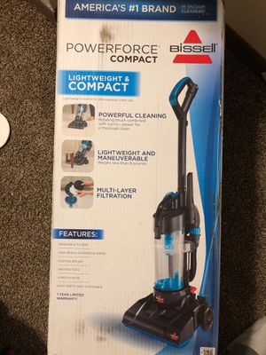 Bissell Vacuum BRAND NEW for Sale in Montgomery, IL