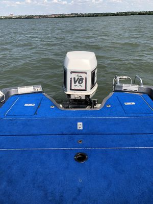 1989 Cajun with v6 250 outboard motor for Sale in Irving, TX