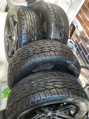 LEXANI 22 NEW TIRES for Sale in Harrisburg, PA