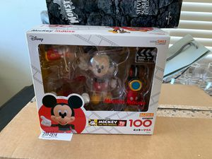 Disney Mickey Mouse Good Smile Company Figure, Mint sealed for Sale in Buena Park, CA
