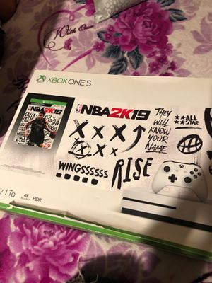 Xbox one S console for Sale in Baldwin Park, CA