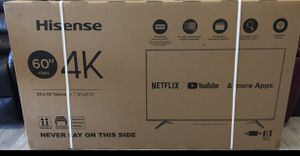 60 INCH 4K SMART TV for Sale in Chino Hills, CA