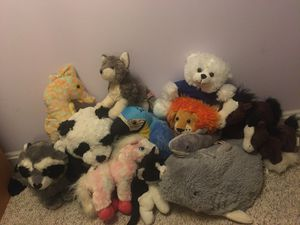 Stuffed Animals for Sale in Woodbridge, VA