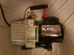 Platinum DV-200N Vacuum Pump for Sale in Medford, OR