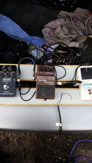 Guitar mixers for Sale in Oakland, CA